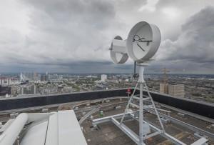 QX-60 Radar @ Rotterdam