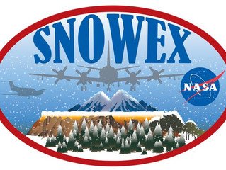 SnowSAR flies with NASA's first SnowEx Campaign