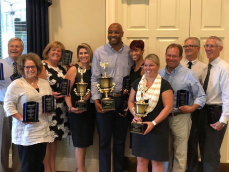Frazier Homes Earns Homearama Three Peoples' Choices Awards and Nine More Home Show Awards