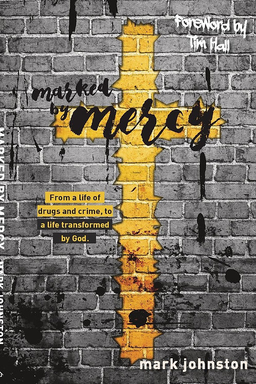 Marked by Mercy (eBook)