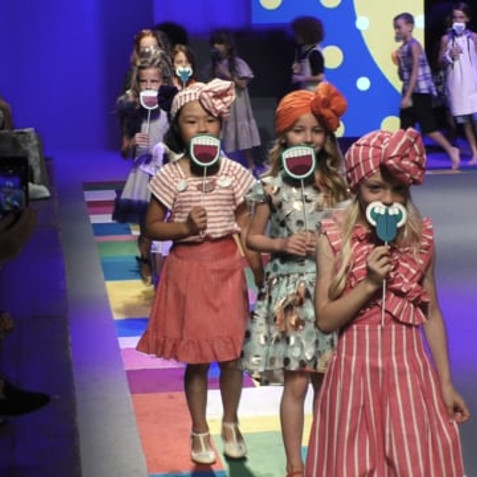 Pitti Bimbo video diary - catwalk shows