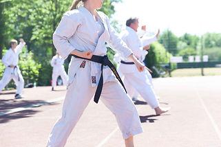 Karate Training Draußen-01. Juni 2020-IM