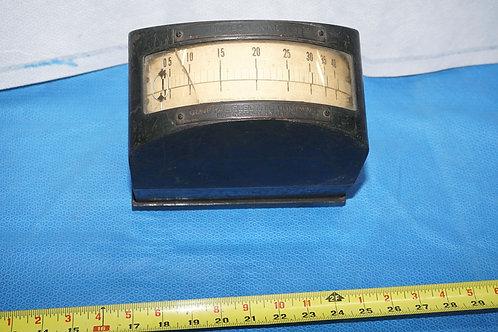 G E Thomson Ammeter