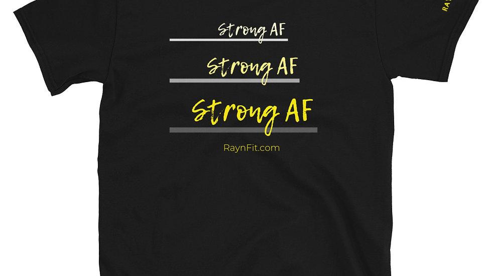 STRONG AF - Short-Sleeve T-Shirt (unisex)