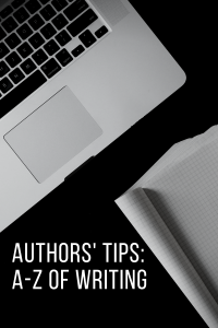 E – Exposition : Authors' Tips A to Z of writing