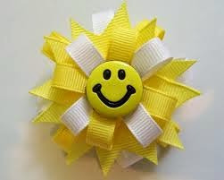 Yellow (Sunshine) Enthusiasm