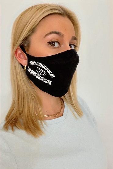 100% Huggable Mask