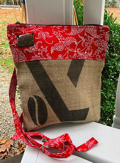 Coffee Purse Bandana