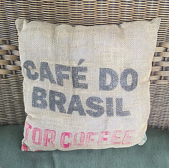 Coffee Pillow Cafe de Brasil