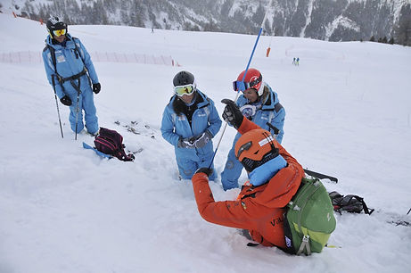 safety avalanche training