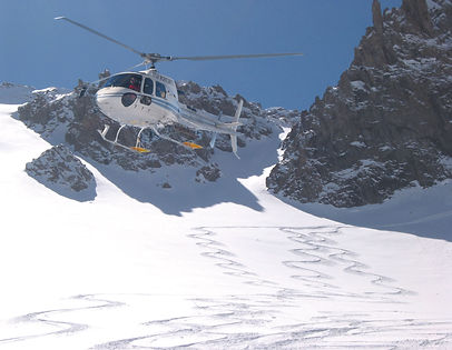 Heliskiing in Maurienne Valley
