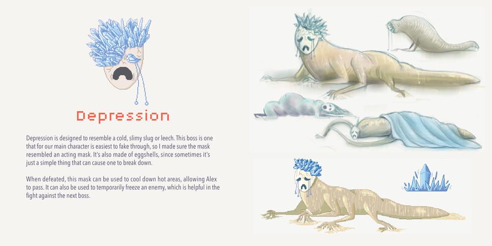 Panic Attack!!! Concept Book