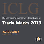 Karol Gajek trademarks ICLG