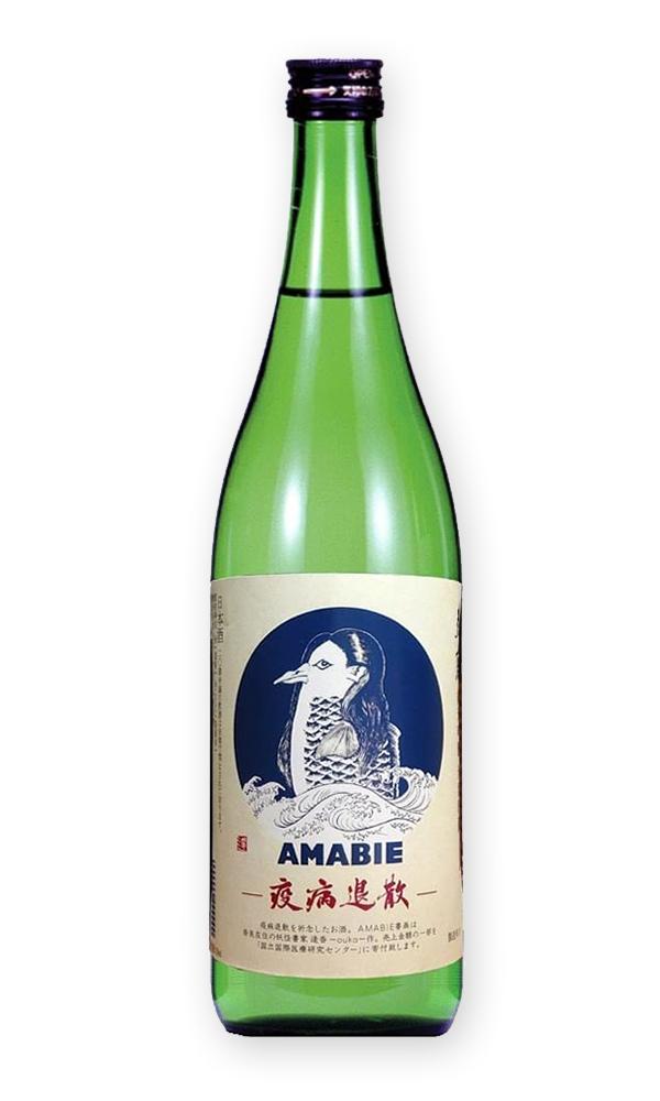 春鹿 純米吟醸 AMABIEラベル720ml