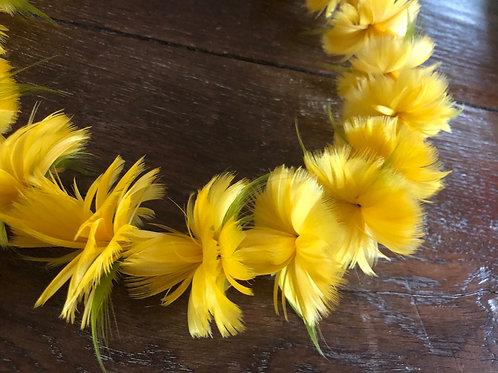 Flower Buds gold