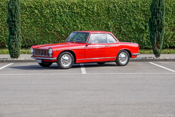 INNOCENTI COUPÉ C 32/1