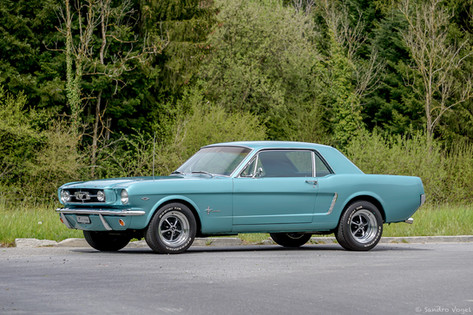 FORD MUSTANG COUPÈ 289