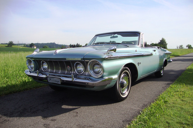 PLYMOUTH FURY SPORT CONVERTIBLE