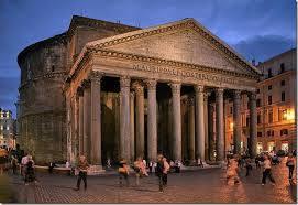 Пантеон, который построил Агриппа