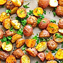 Seasoned Potatoes