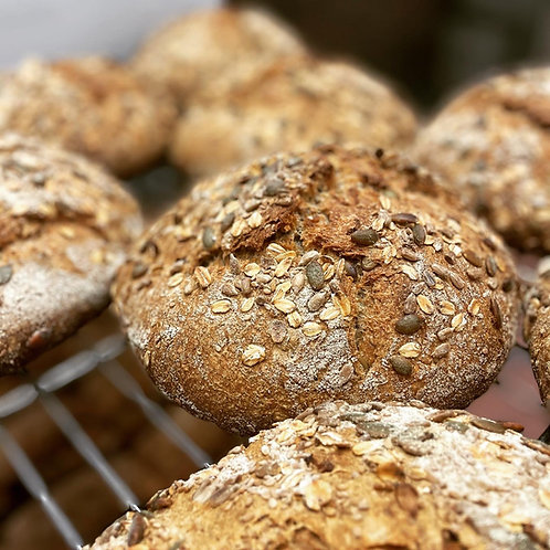 Seeded Oat Boule