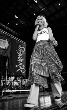 tonight alive at warped tour in 2018.