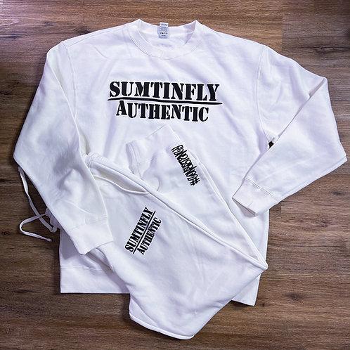 Black/White Authentic