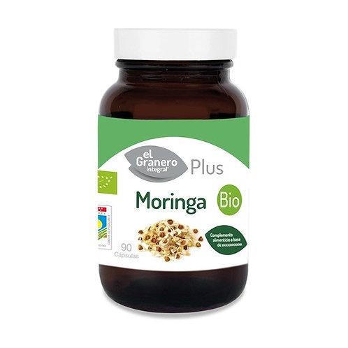 Moringa Bio, 90 Cap. 400 mg