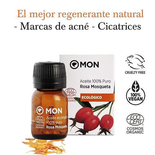 Aceite Rosa de Mosqueta Ecológico MON