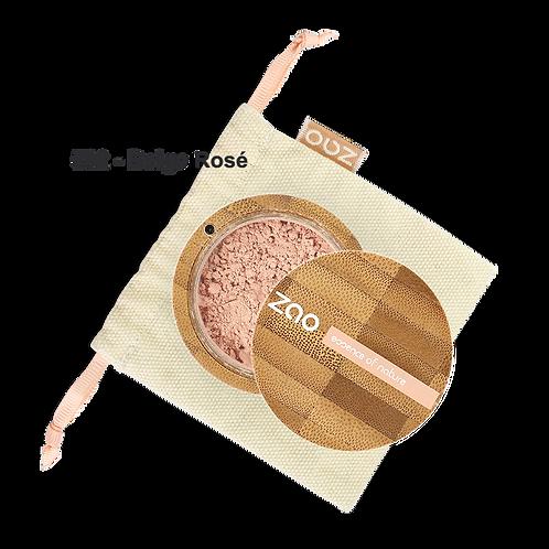 Polvo Seda Mineral Zao Makeup