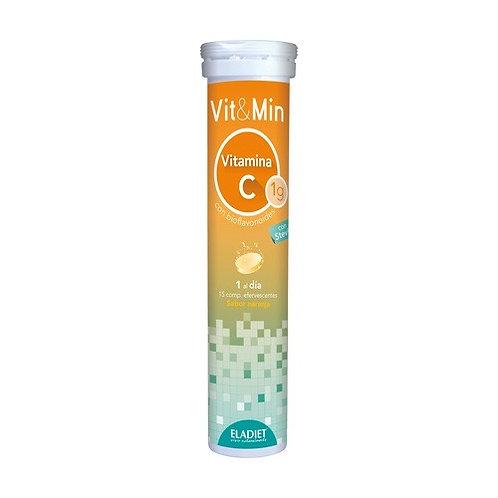 Vit&Min Vitamina C efervescente Eladiet