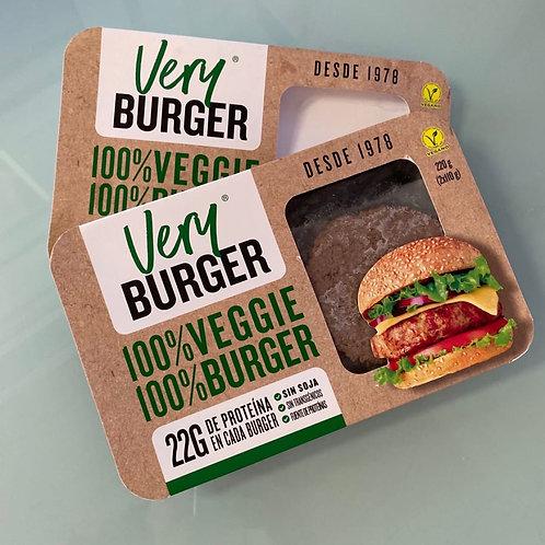 Very Burger - Hamburguesa de Guisantes