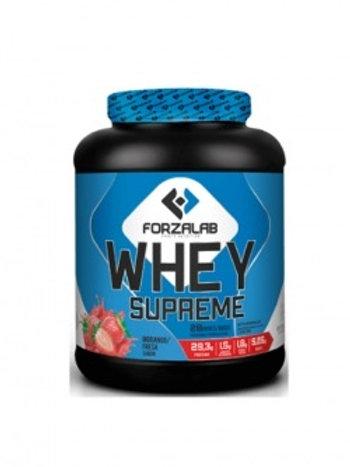 Dietmed forzalab whey supreme 1000g (fresa)