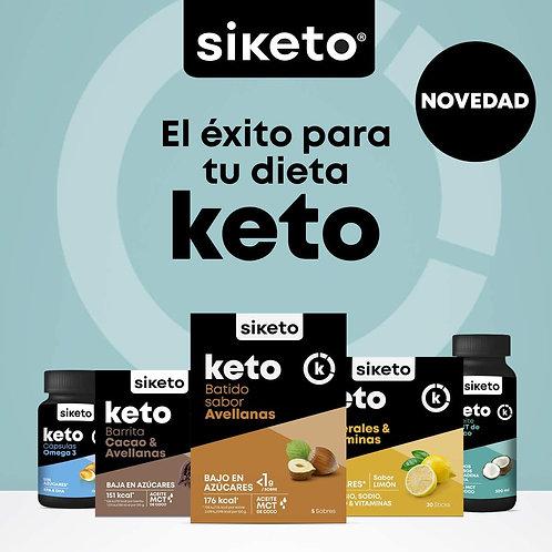Omega 3 Siketo - 100 cápsulas