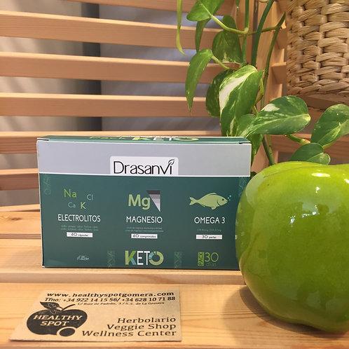 Pack de Suplementos Keto Drasanvi