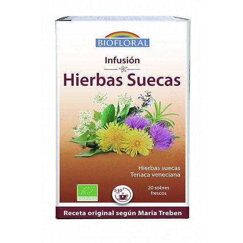 Infusión de Hierbas Suecas Biofloral