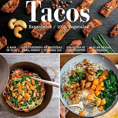 Tacos Especiados Heura