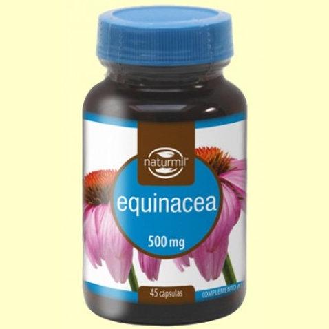 Equinácea 500mg Naturmil