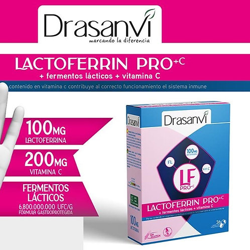 Lactoferrin Pro+C