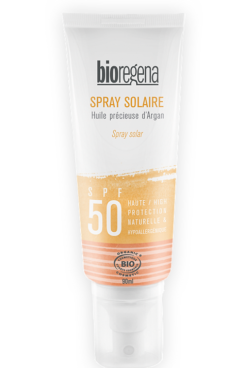 Bioregena Spray Solar SPF50