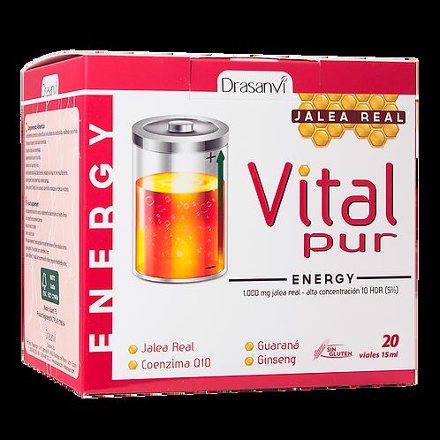 Jalea Real Vitalpur Energy 20x15 ml