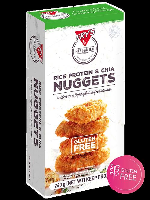 Nuggets de Chía Fry´s (Sin Gluten)