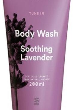 Gel de baño de Soothing Lavender Urtekram 200 ml