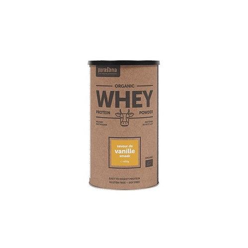 Whey Protein Purasana Sabor Vainilla
