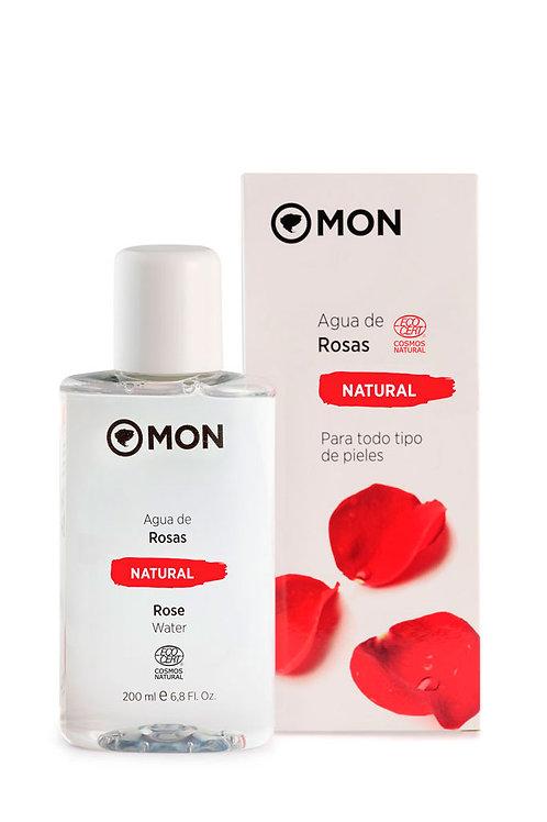 Agua de Rosas ecológica - Hidrolato de Rosas - MON