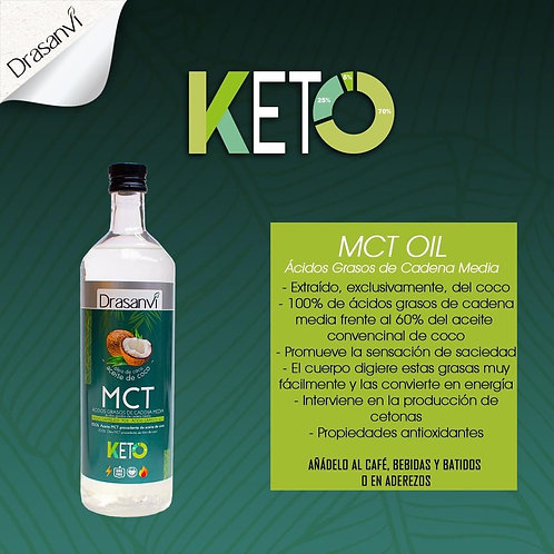 Aceite MCT Drasanvi