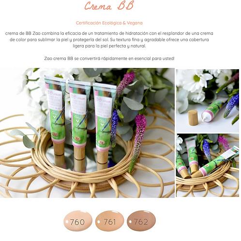 BBCream Crema Hidratante con Color