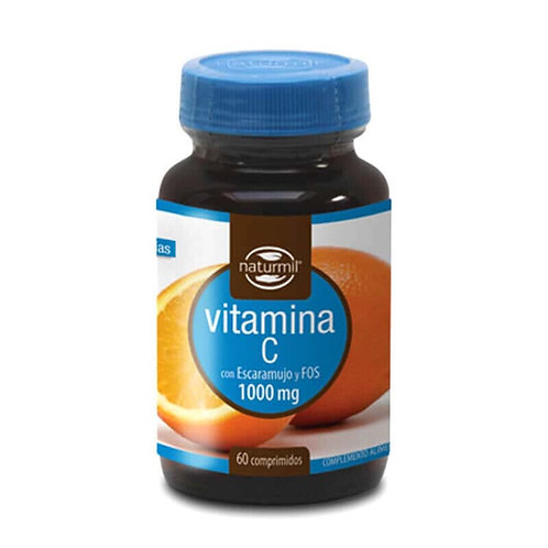 Vitamina C Naturmil 60 comp.