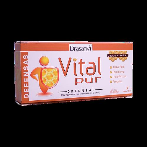 Vitalpur Defensas 7x15 ml