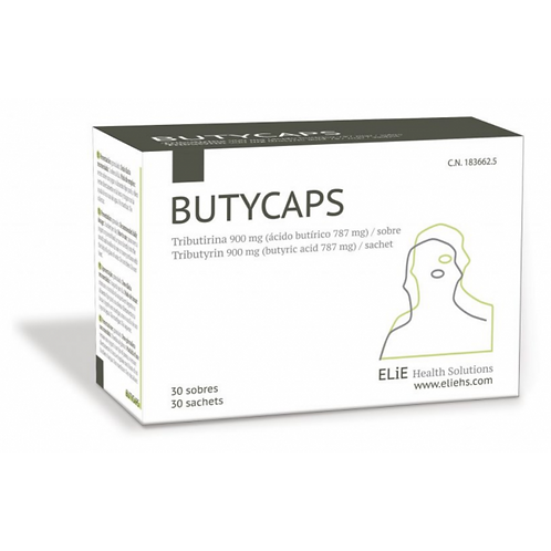 Butycaps · ELiE Health Solutions · 30 sobres